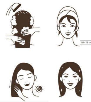hướng dẫn cách ủ tóc hiệu quả