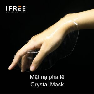 mặt nạ pha lê crystal mask