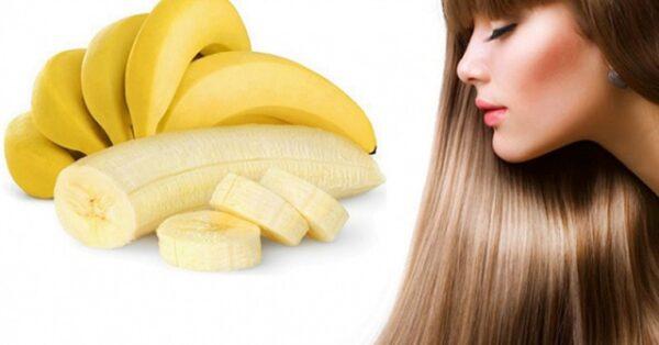 thành phần chuối trong nạ ủ tóc