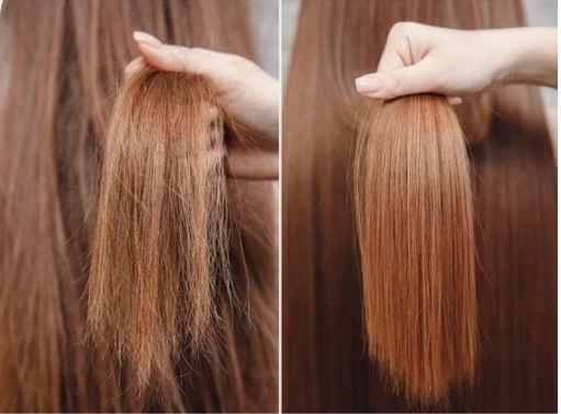 tóc sơ rối và cách phục hồi hư tổn
