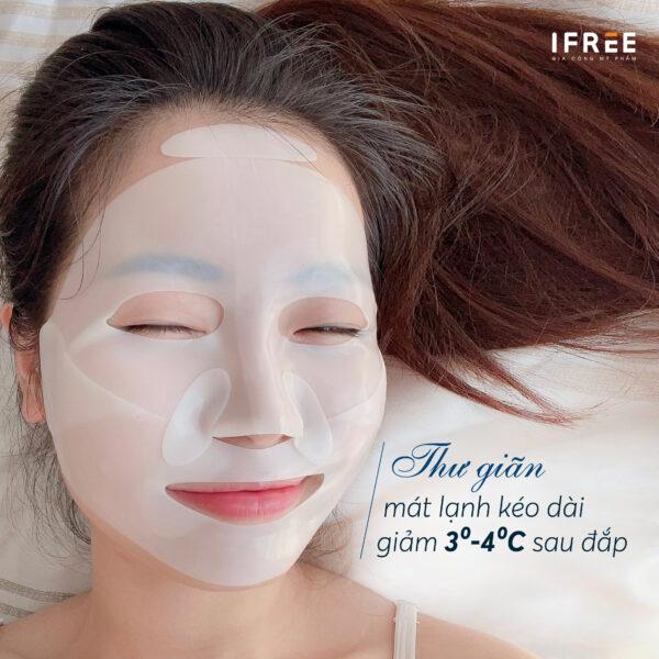 thư giãn với nạ melting mask
