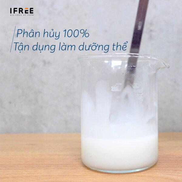 tận dụng nạ melting làm dưỡng thể