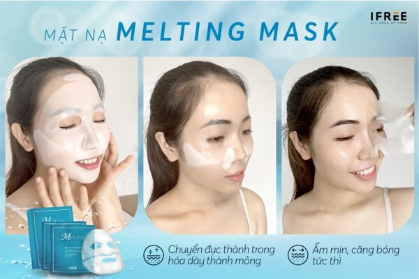 mặt nạ tan chảy melting mask