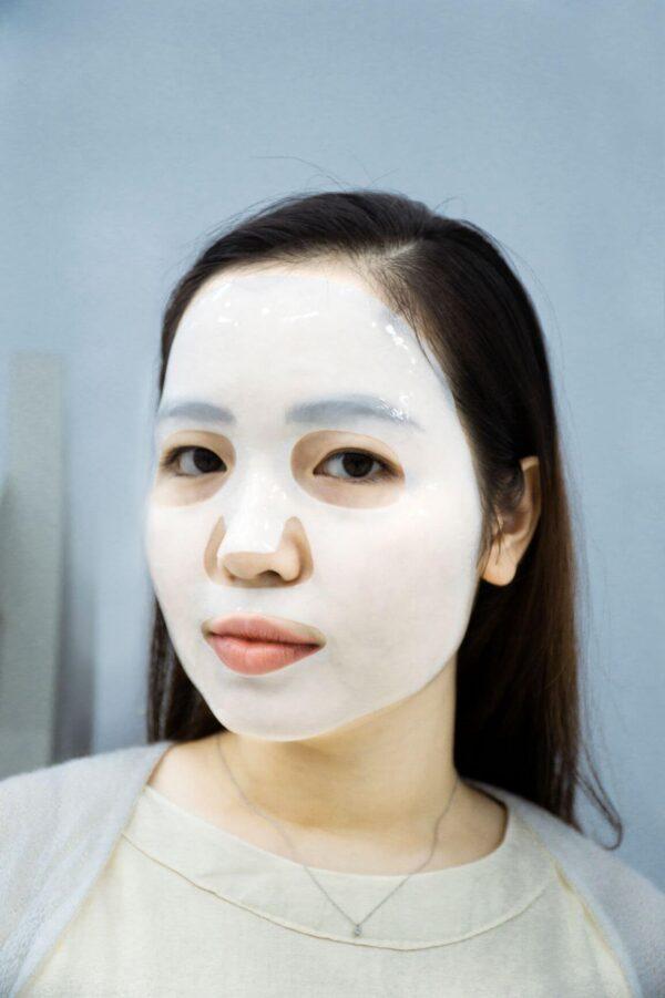 đắp mặt nạ melting mask cao cấp