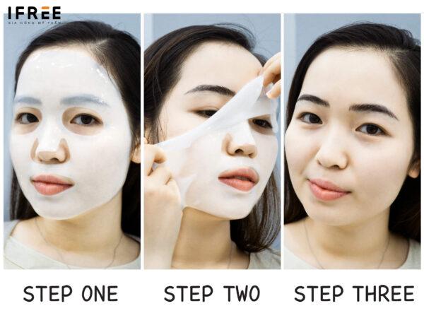 cách sử dụng mặt nạ melting mask cao cấp