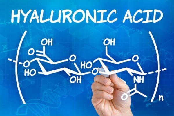 Công thức hóa học hyaluronic acid