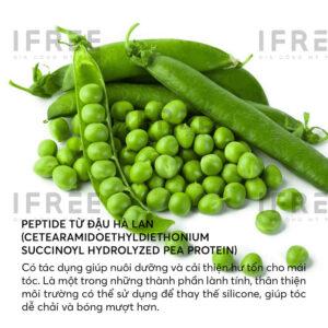 peptide từ đậu hà lan